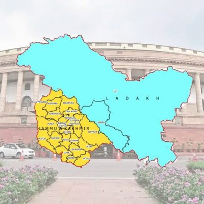 Abrogation of Article 370 – Adaptation of Central Laws' in J&K