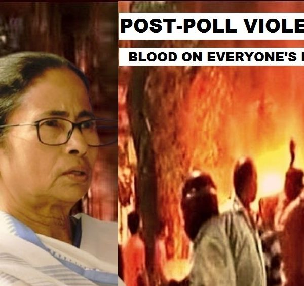 Bengal Post-poll Violence: There's blood on everyone's hand