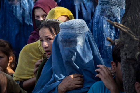 Talibani terrorists forcibly taking away girls as young as 12 to be sex slave 'wives' for their fighters: Reports