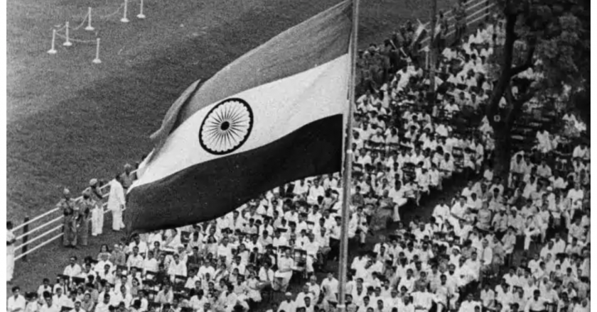 #Swarajya75 – A Historic Occasion to look Back and Forward in the National March to Self Realisation