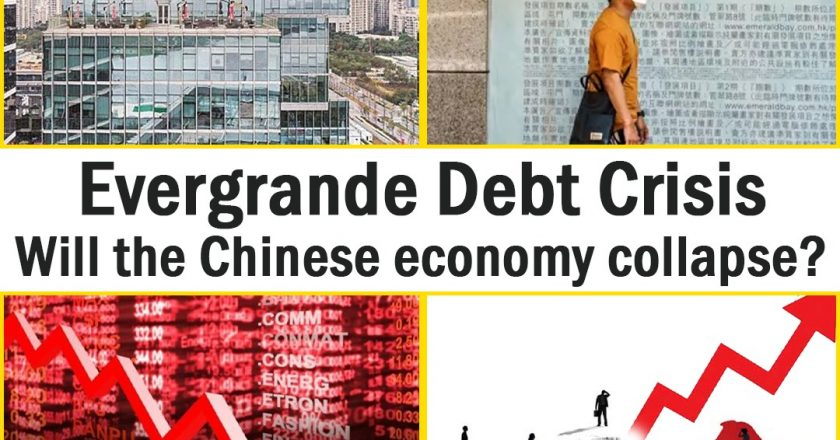Evergrande Debt Crisis: Will the Chinese economy collapse?