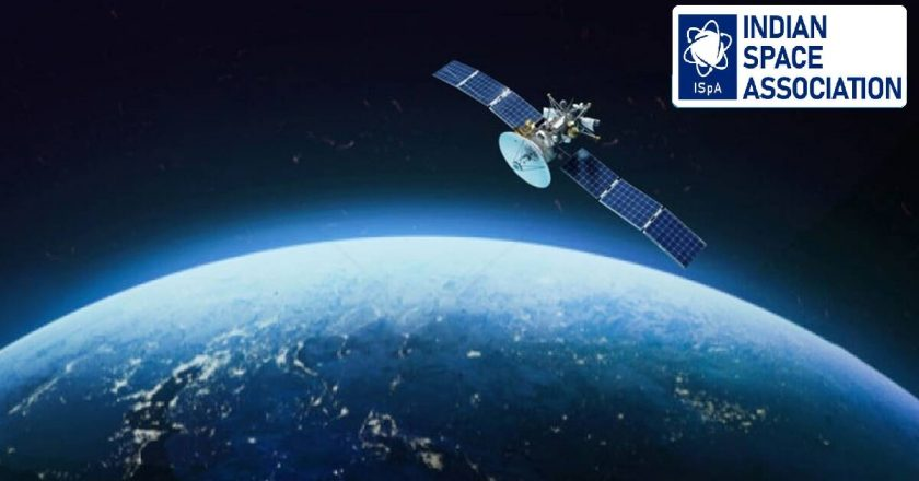 Indian Space Association launched by PM Modi