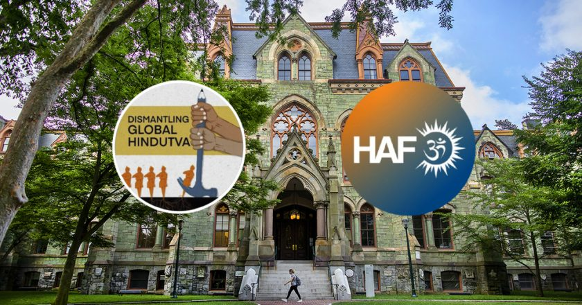 HAF asks Office of Civil Rights to investigate Univ. of Pennsylvania's role in Hinduphobic conference