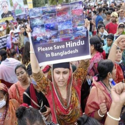 Hindu killings in Bangladesh – An accelerator for change of population composition
