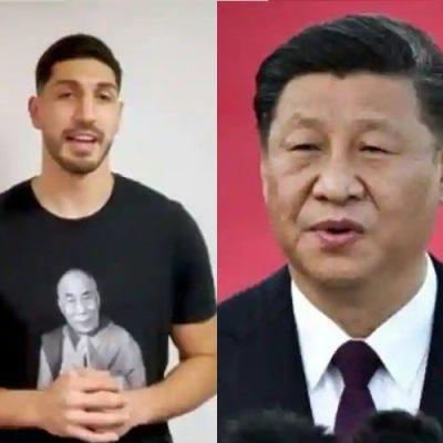 NBA player terms Xi Jinping a 'brutal dictator', calls for Tibet's independence