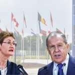 Russia – NATO fist fight: Russia suspends its mission at NATO and shuts it's office in Moscow